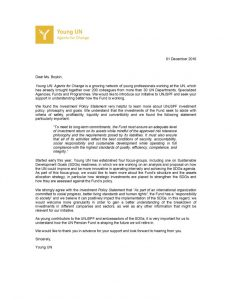 thumbnail of Letter from Young UN_UNJSPF